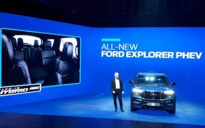 Auto elettriche, ecco la nuova strategia di Ford