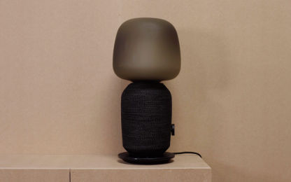 Symfonisk, disponibili in Italia lo smart speaker e la lampada di Ikea