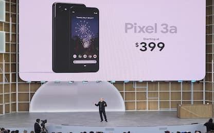 Google I/O 2019, tra le novità Pixel 3a, Android Q e AR nella ricerca
