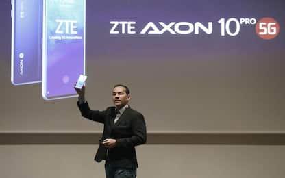 Zte lancia il suo primo smartphone compatibile con reti 5G