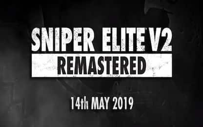 Sniper Elite V2 Remastered disponibile, ecco il trailer di lancio