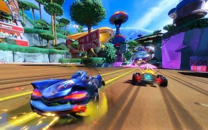 Sonic e F1, ruote bollenti alla console