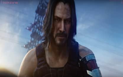 Cyberpunk 2077, svelato il trailer con Keanu Reeves. Il video