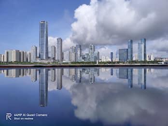 Un nuovo standard di fotografia per i cellulari, Realme scatta la prima foto da 64MP