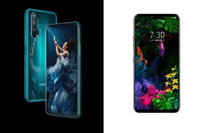 Provati per voi: LG G8s ThinQ e Honor 20 Pro