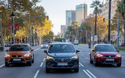La mobilità urbana di Seat: Arona, Ateca e Tarraco