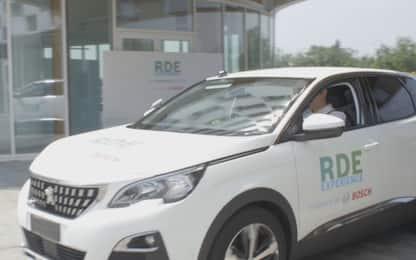Bosch experience, il test sulle emissioni dei nuovi diesel