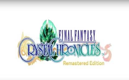 Final Fantasy Crystal Chronicles: la data d'uscita della Remastered