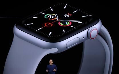 Apple Watch, allo studio un modello con Face ID e sensori per sport