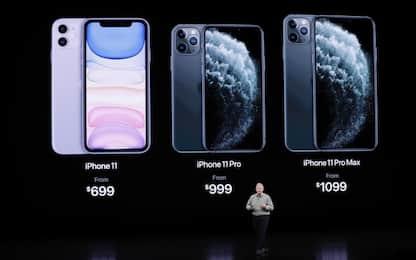 Apple, la presentazione del nuovo iPhone. VIDEO