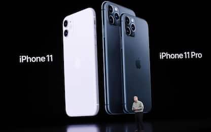 iPhone 11, Apple premia le migliori foto notturne con un contest