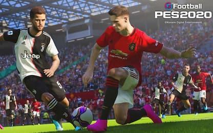 PES 2020, arriva la prima eSerie A su PS4