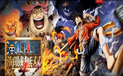One Piece Pirate Warriors 4, nuovo video gameplay dal TGS 2019