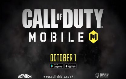 Call of Duty Mobile, dal 25 marzo verrà rimossa la modalità zombie