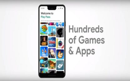 Google Play Pass, l'abbonamento per giochi e app sbarca in Italia