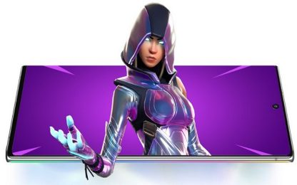 Fortnite, disponibile una skin esclusiva per chi ha un device Galaxy