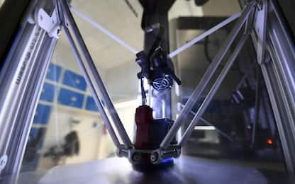 La stampa 3D in aiuto alle indagini della Polizia Scientifica. VIDEO