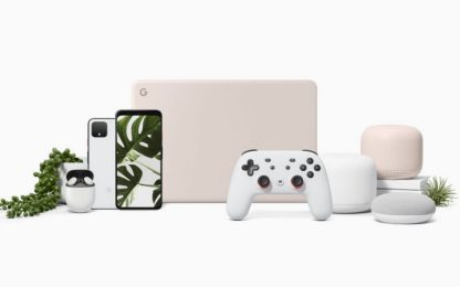 Made by Google: Pixel 4 e gli altri nuovi prodotti. FOTO