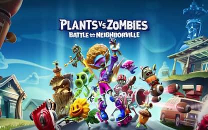 Plants Vs. Zombie: Battle for Neighborville, ecco il trailer