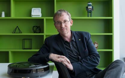 """Colin Angle, mister Roomba: """"L'era dei robot è solo all'inizio"""""""