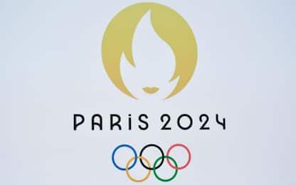 Olimpiadi di Parigi 2024, presentato il logo. VIDEO