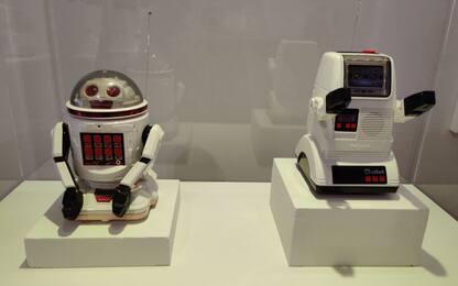 Io Robotto, automi da compagnia in mostra a Milano