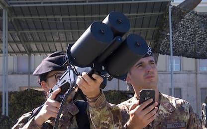 """Lotta al terrorismo, ecco come funziona la """"caccia ai droni"""" dell'Esercito"""