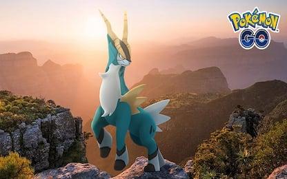 Pokémon Go, disponibile il Raid dedicato a Cobalion: come catturarlo