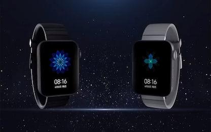 Annunciato Xiaomi Mi Watch: prezzi e caratteristiche