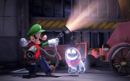 Switch, uscito Luigi's Mansion 3: un gioco da paura