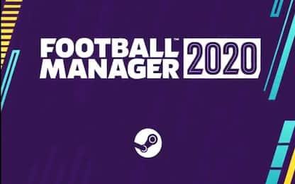 Football Manager 2020, la Juventus si chiamerà 'Zebre'