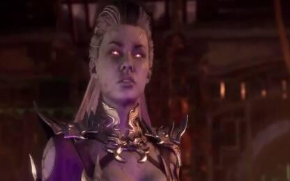 Mortal Kombat 11, un trailer mostra il ritorno di Sindel. VIDEO