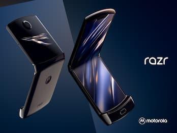 Motorola RAZR, lo smartphone con schermo pieghevole è ufficiale: prezzo e caratteristiche