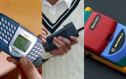 I 12 cellulari vintage che hanno fatto la storia. FOTO