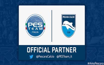 PES 2020, partnership social tra il Pescara Calcio e il PESTeam