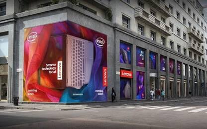 Lenovo, annunciata l'apertura del primo flagship store a Milano