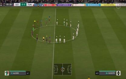 Fifa 20, due player mettono in scena il minuto di silenzio