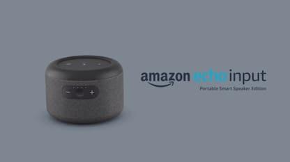 Amazon Echo Portable: il nuovo smart speaker portatile