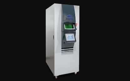 3D4STEEL, un primato italiano per la prima stampante 3D di metalli. VIDEO