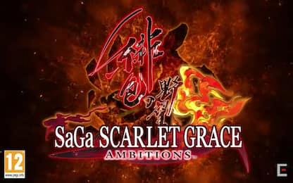 SaGa Scarlet Grace: Ambitions ora disponibile su PC, console e mobile
