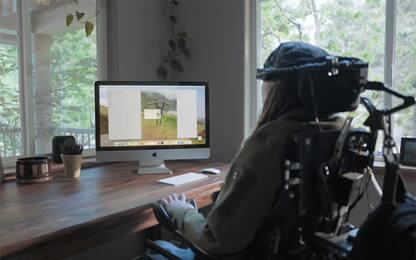 Apple, le funzioni di iOs per le persone disabili