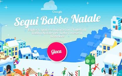 Santa Tracker, il percorso di Google per seguire Babbo Natale