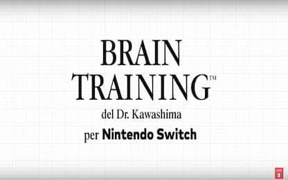Brain Training del Dr. Kawashima arriva su Nintendo Switch