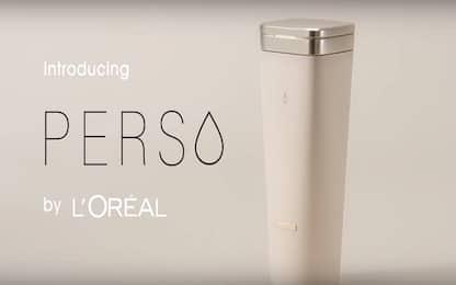 L'Oréal presenta il mixer smart Perso: ecco come funziona