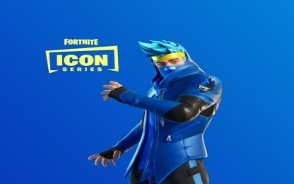 Fortnite: in arrivo la skin di Ninja, lo streamer più famoso del mondo