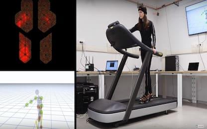 Svelata la tuta hi-tech AnDy, per migliorare collaborazione uomo-robot