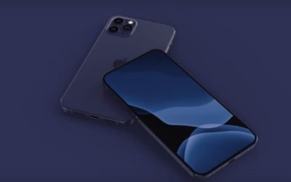 iPhone 12, i rumor su una possibile colorazione in blue navy