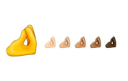"""La mano """"a cuoppo"""" diventa un'emoji, in arrivo nel 2020"""