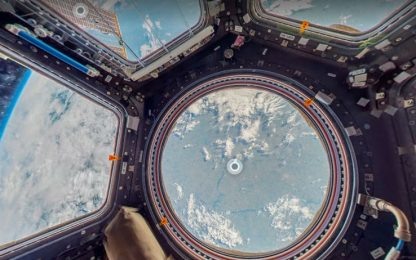 La Stazione Spaziale Internazionale celebra vent'anni di esperimenti