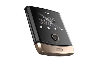 Motorola Razr, possibile una versione oro svelata da un leak. FOTO